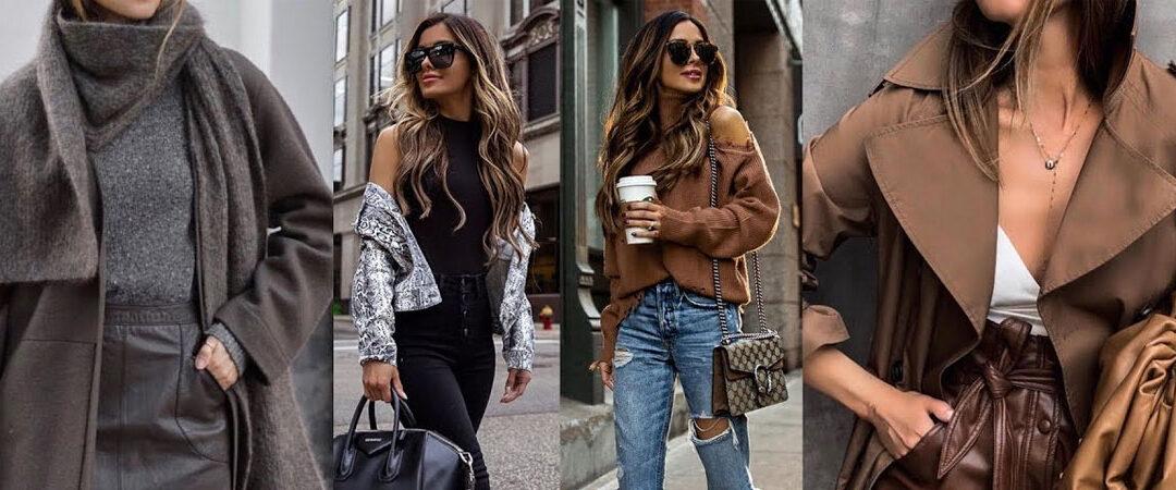 🧥 Outfits: ropa de invierno para mujeres