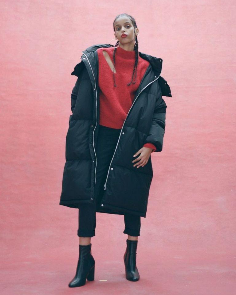 tendencias de abrigo largo invierno